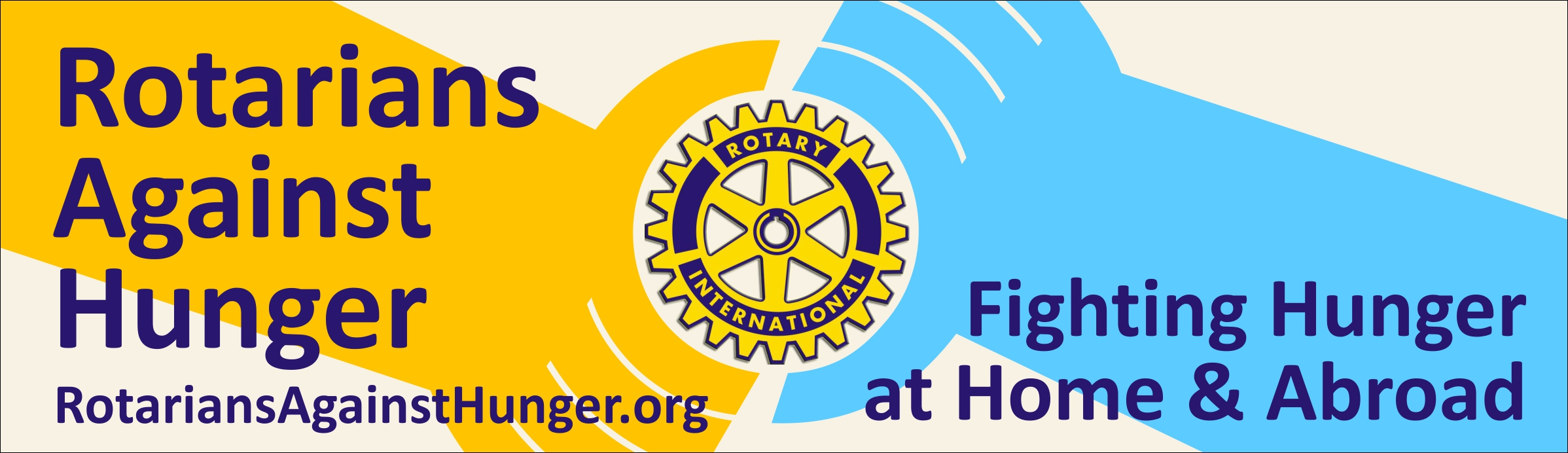 Rotarians Against Hunger